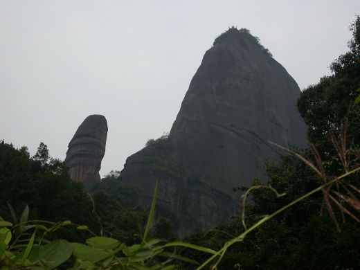 Den Xia mountain